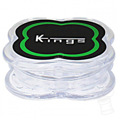 TRITURADOR KINGS TRANSPARENTE