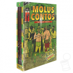 LIVRO MOLUSCONTOS - UMA AVENTURA CANNÁBICA