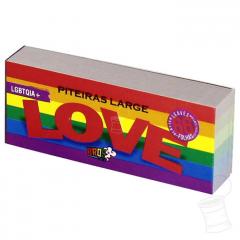 TIPS BROS 66  LARGE LOVE LGBTQIA+