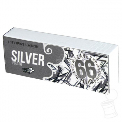 TIPS BROS 66 SLIM SILVER