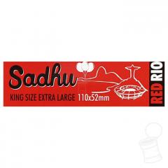 SADHU KING SIZE EXTRA-LARGE RED RIO
