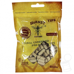 TIPS PRE-ROLLED UNREFINED HORNET BAG 7 MM