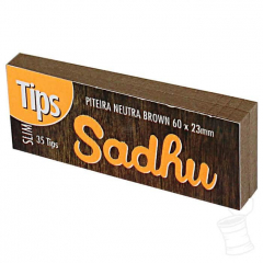 TIPS SADHU SLIM BROWN 60X23