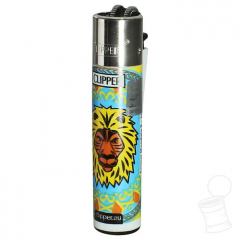 ISQUEIRO CLIPPER LARGE ANIMAL MANDALA 2 - 1