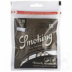 FILTRO SMOKING BROWN SLIM SIZE