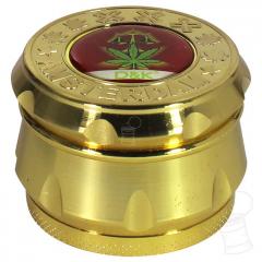 DICHAVADOR TRIFASE GOLD RESINA D&K HERB RED LEGAL