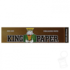 SEDA KING PAPER BROWN KING SIZE