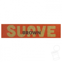 SEDA SUAVE KING SIZE BROWN
