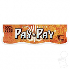 SEDA PAY-PAY 70 MM LARANJA
