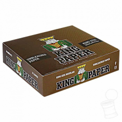 CX. KING PAPER BROWN KING SIZE