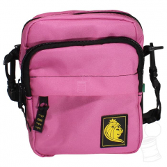 SHOULDER BAG PUFF ROSA