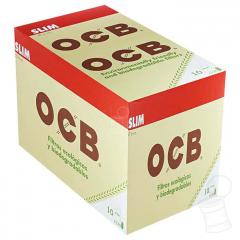 CX. FILTRO OCB ORGANIC SLIM