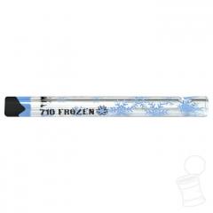 TIP DE VIDRO HIGHLAND X 710 FROZEN 8 CM X 8 MM PONTA PRETA