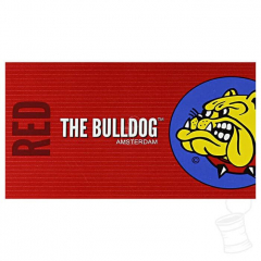SEDA THE BULLDOG SHORT RED DOUBLE