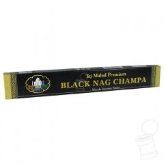 INCENSO TAJ MAHAL PREMIUM NAG CHAMPA BLACK