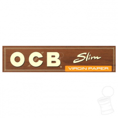 SEDA OCB KING SIZE SLIM VIRGIN PAPER
