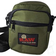 SHOULDER BAG RAW BRAZIL - VERDE
