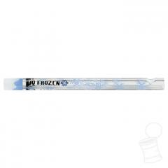 TIP DE VIDRO HIGHLAND X 710 FROZEN 8 CM X 6 MM PONTA BRANCA