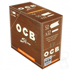 CX. SEDA OCB KING SIZE SLIM VIRGIN PAPER