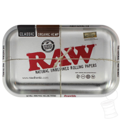 BANDEJA RAW METALLIC