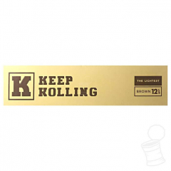 SEDA KEEP ROLLING BROWN KING SIZE