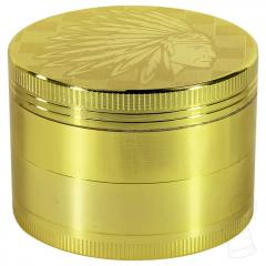 DICHAVADOR TRIFASE SANDBLASTED GOLD APACHE