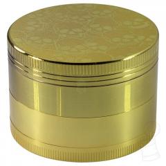DICHAVADOR TRIFASE SANDBLASTED GOLD CAVEIRAS