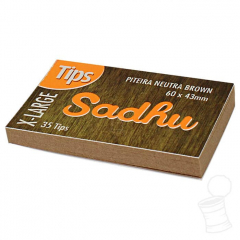 TIPS SADHU X-LARGE BROWN 60X43