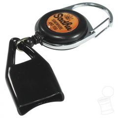 CHAVEIRO LIGHTER LEASH SADHU PRETO