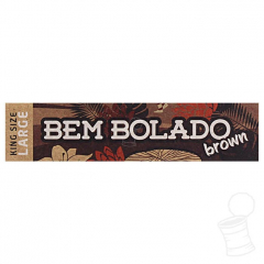 SEDA BEM BOLADO BROWN KING SIZE LARGE