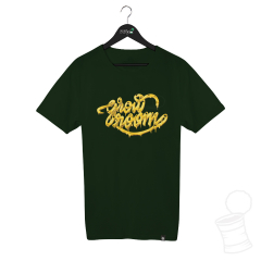 CAMISETA GROWROOM FULLMELT VERDE (M)