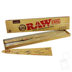 SEDA CONES RAW LEAN KING SIZE 20