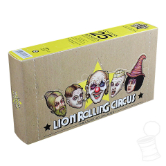 CX. SEDA LION ROLLING CIRCUS UNBLEACHED