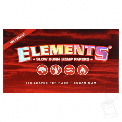 SEDA ELEMENTS RED SINGLE WIDE DOUBLE