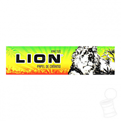 SEDA LION KING SIZE PURO CANAMO