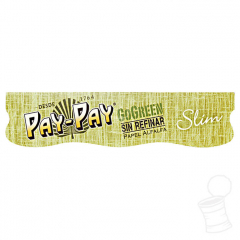 SEDA PAY-PAY KING SIZE SLIM GOGREEN