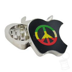 TRITURADOR DE FUMO APPLE PAZ