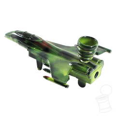 PIPE TOP GUN VERDE
