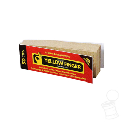 TIPS YELLOW FINGER BIG BROWN